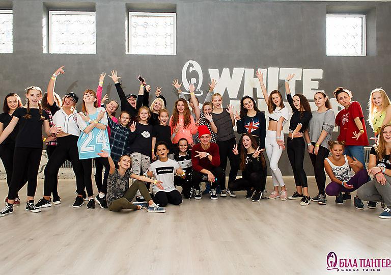 Майстер-клас з танців Львів