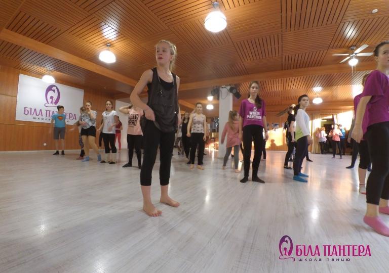 Майстер-клас Танцують всі Львів