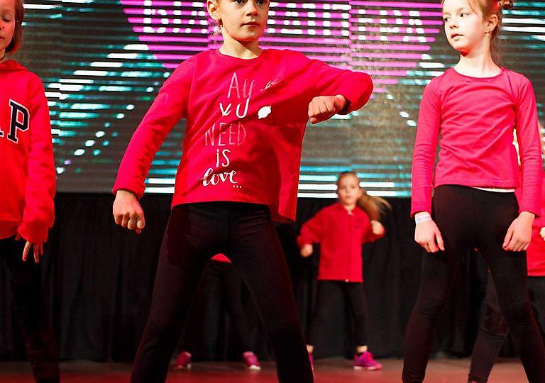 Танці для дітей у Львові