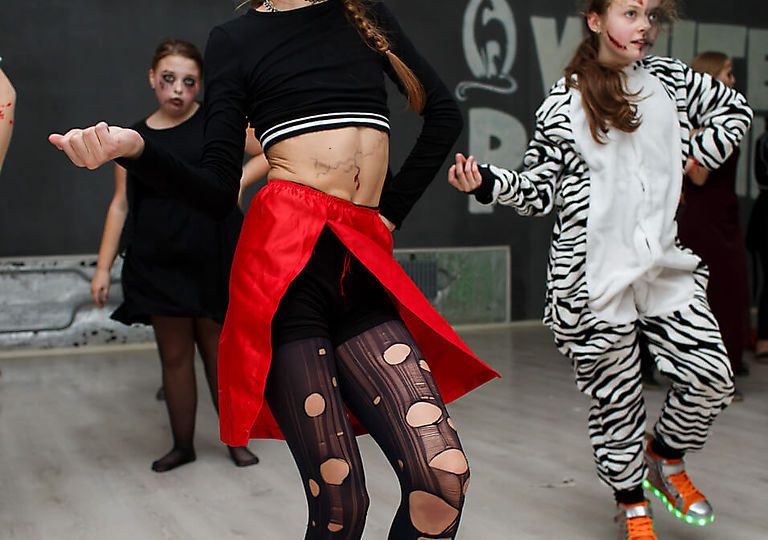 Halloween for children
