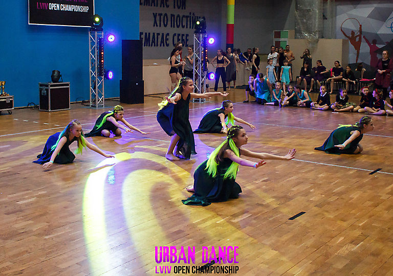 Urban Dance 2019 contemp day