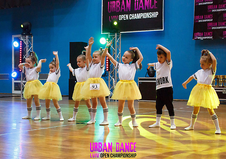 Urban Dance 2019 contemp day