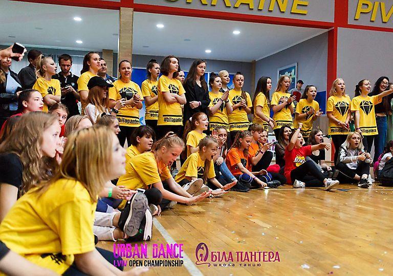 URBAN DANCE CHAMPIONSHIP 2018